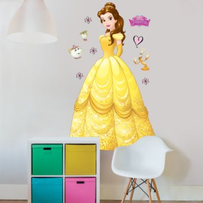 Belle Large Wall Sticker