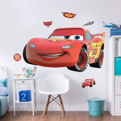 Disney Pixar Cars Large Wall Sticker