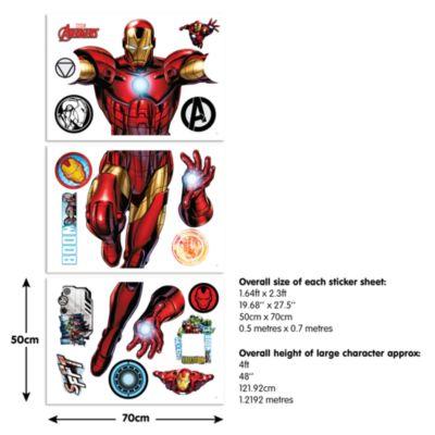 Iron Man Large Wall Sticker