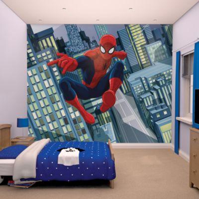Spider-Man 12 Panel Decorative Wall Mural