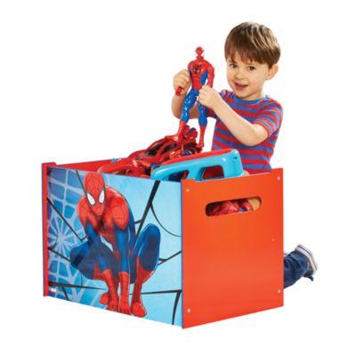 Spider-Man Toy Box