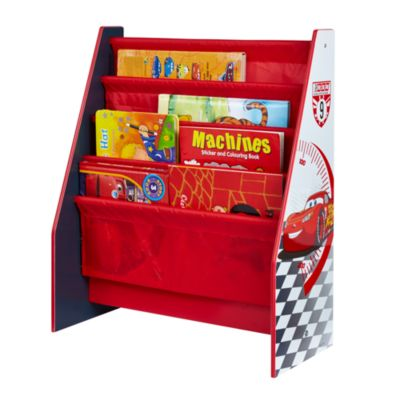 Disney Pixar Cars Sling Book Case