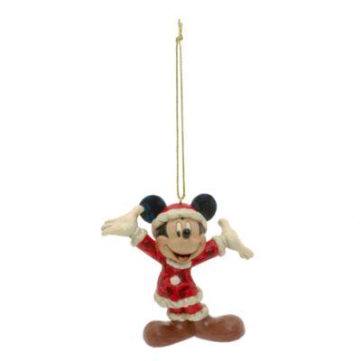 Disney Traditions Musse Pigg hängande ornament