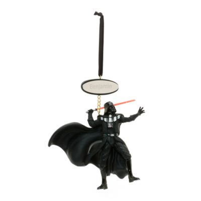 Darth Vader Personalised Decoration