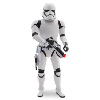 First Order Stormtrooper 14.5'' Talking Figure, Star Wars: The Force Awakens