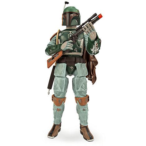 Star Wars Talking Boba Fett Figure