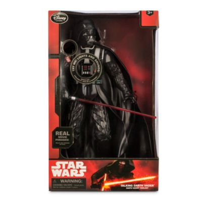 Figura Darth Vader con voz, Star Wars