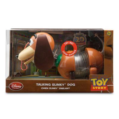 Jouet parlant Zigzag de Toy Story
