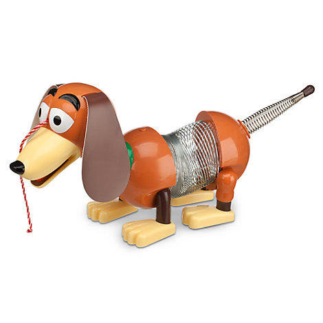 Cane parlante di Toy Story, Slinky