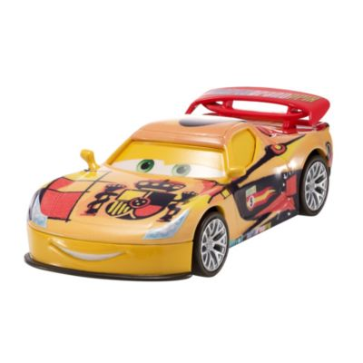 Disney Pixar Cars 2 Miguel Camino Die-Cast