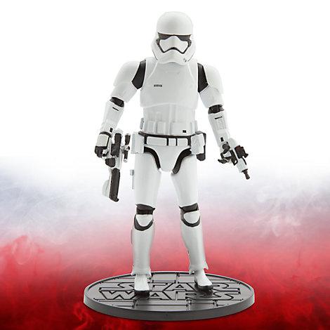 Muñeco a escala soldado de asalto Primera Orden, serie Elite Star Wars (16,5 cm)