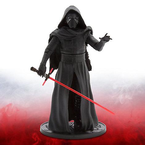 Muñeco a escala Kylo Ren (19 cm), serie Elite Star Wars