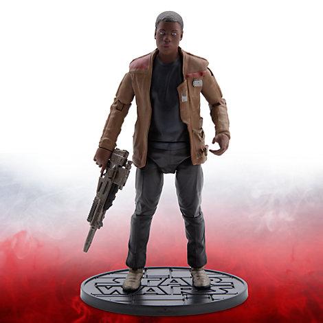 Star Wars 6.5'' Elite Series Die-Cast Figure, Finn
