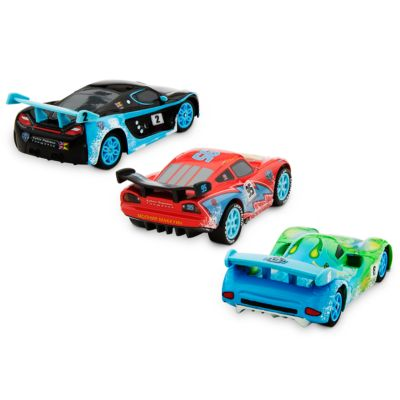 Disney Pixar Cars Ice Die-Casts, Set of 3