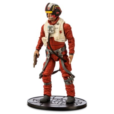 Star Wars Elite Series - Poe Dameron Die Cast-Actionfigur (ca. 18 cm)