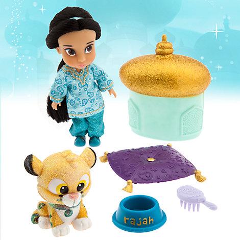 Jasmine Mini Animator Doll Playset