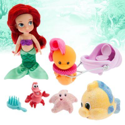 The Little Mermaid Mini Animator Doll Playset