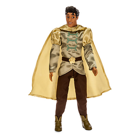 Prince Naveen Classic Doll