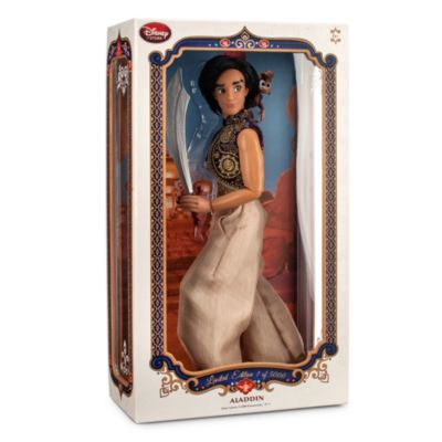 Muñeco edición limitada Aladdín