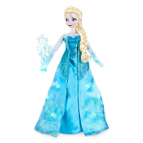 Elsa Deluxe 16'' Singing Doll