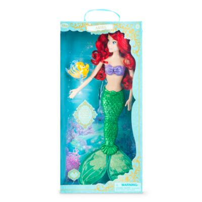 Ariel Deluxe 18'' Singing Doll
