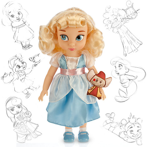 Muñeca Cenicienta edición Animators