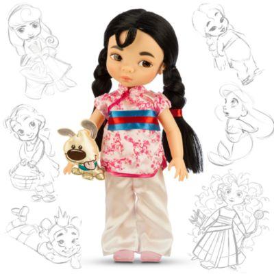 Mulan Animator Doll