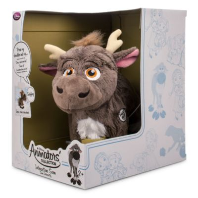 Sven Animators' Collection Interactive Soft Toy, Frozen