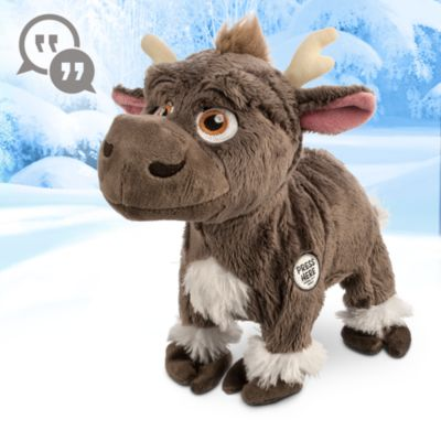 Peluche Sven de Frozen colección Animators