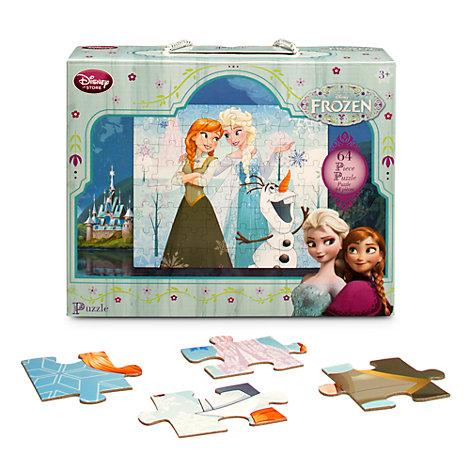 Frozen 64 Piece Puzzle