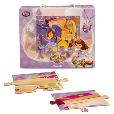 Sofia The First 16 Piece Puzzle