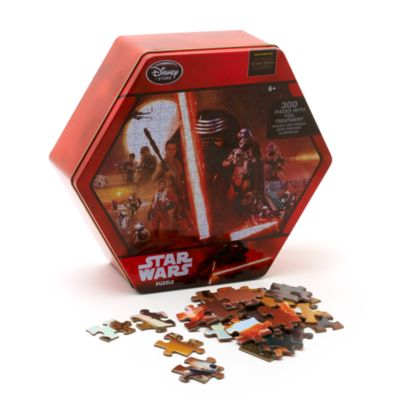 Star Wars: The Force Awakens 300 Piece Puzzle Tin