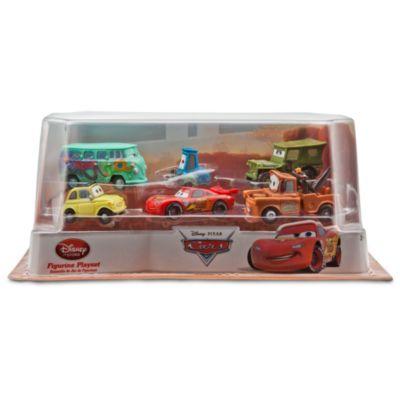 Set de figuras de Disney Pixar Cars