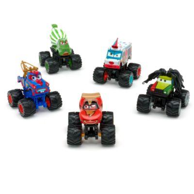 Disney Pixar Cars 2 - Monster Truck Figurenset Deluxe