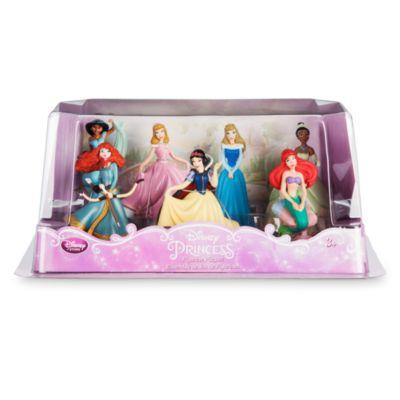 Set de figuritas princesa Disney