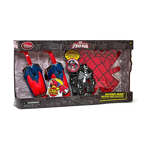 Spider-Man -Wasserblaster-Set Deluxe