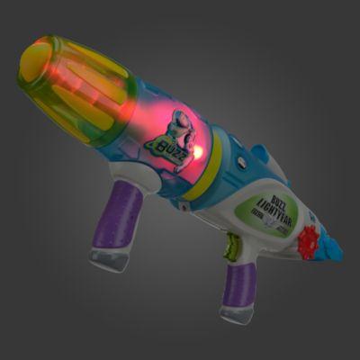 Pistolet à balles phosphorescentes Buzz l'Éclair Toy Story