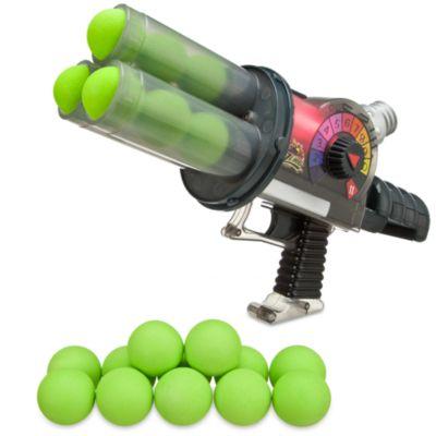 Fucile con proiettili fosforescenti Zurg di Toy Story