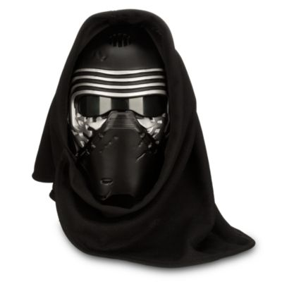 Kylo Ren Voice Changing Mask, Star Wars: The Force Awakens