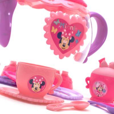 Set de juego tetera Minnie