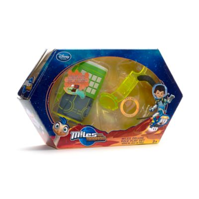 Miles From Tomorrow Deluxe Role Play Set