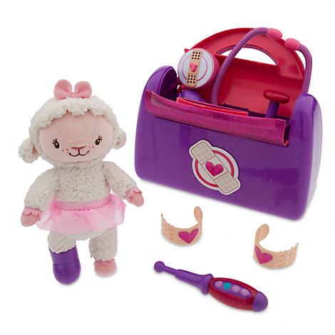 Doc McStuffins Spielzeugärztin - Arztkoffer mit Lammie