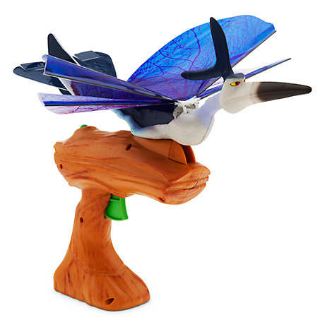 The Good Dinosaur Charge and Fly Thunderclap Launcher Toy