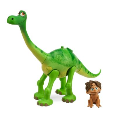The Good Dinosaur Arlo With Spot Feature Action Figure
