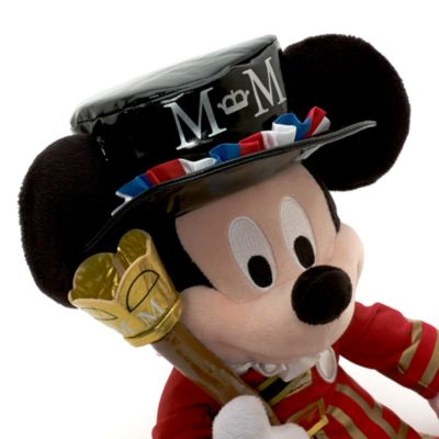 Peluche mediano Beefeater Mickey Mouse