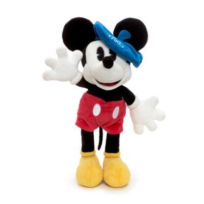 Peluche Mickey Mouse en bolsa, París