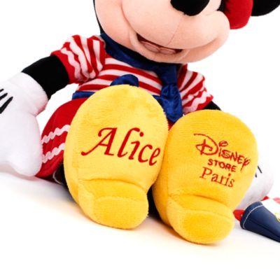 Minnie Mouse Medium Soft Toy, Paris