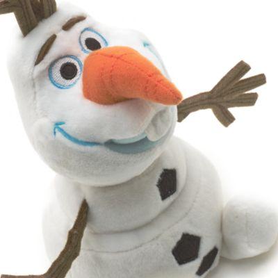 Mini peluche Olaf en microbilles