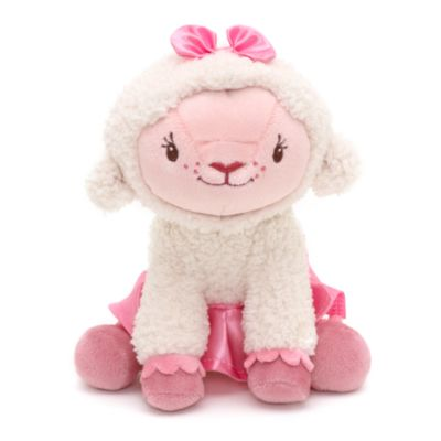 Doc McStuffins - Lambie mini Bean-Bag Plüsch (18 cm)
