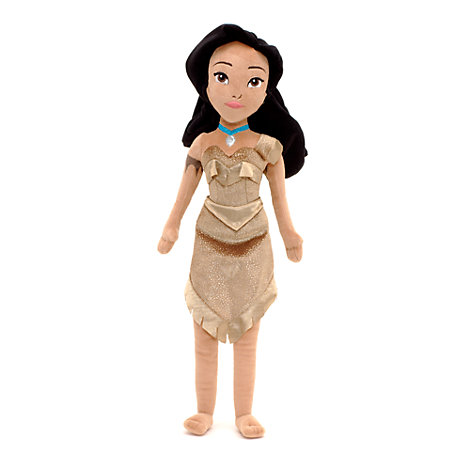 Pocahontas Soft Toy Doll